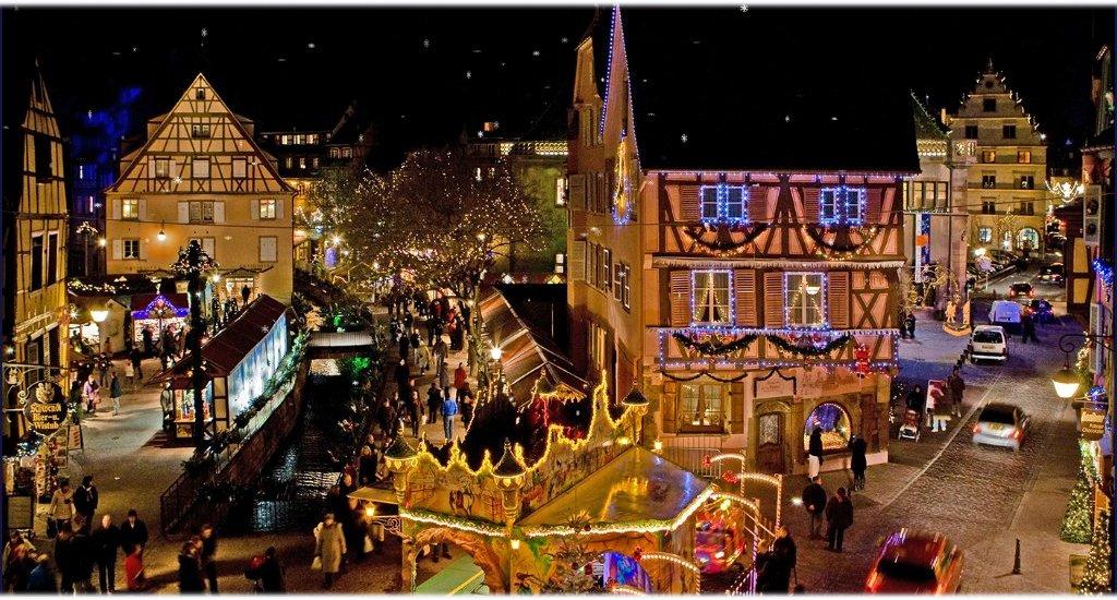 Alsazia e Brisgovia e Mercatini di Natale 2015