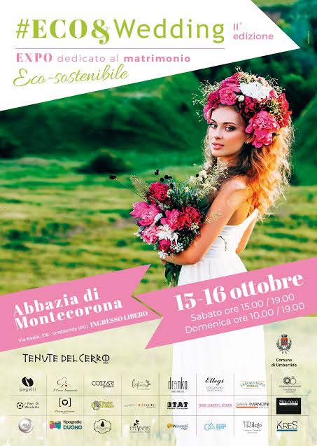 evento wedding ottobre 2016