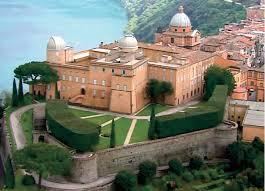 Castel Gandolfo e il Palazzo Papale